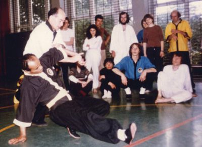 Chee Soo Tai Chi Lee Style Internal Martial Arts