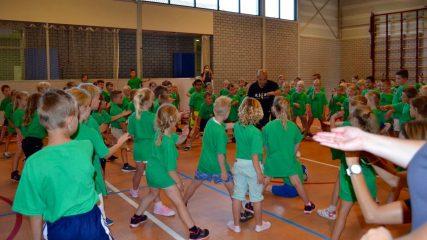 Kids Kung Fu Mgr Zwijsenschool Lee Style Internal Martial Arts