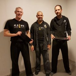 Kung Fu examen 2017 LSIMA