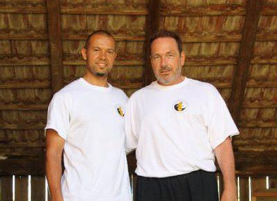 Norbert Meller+ Ramon Stol Lee Style Internal Martial Arts